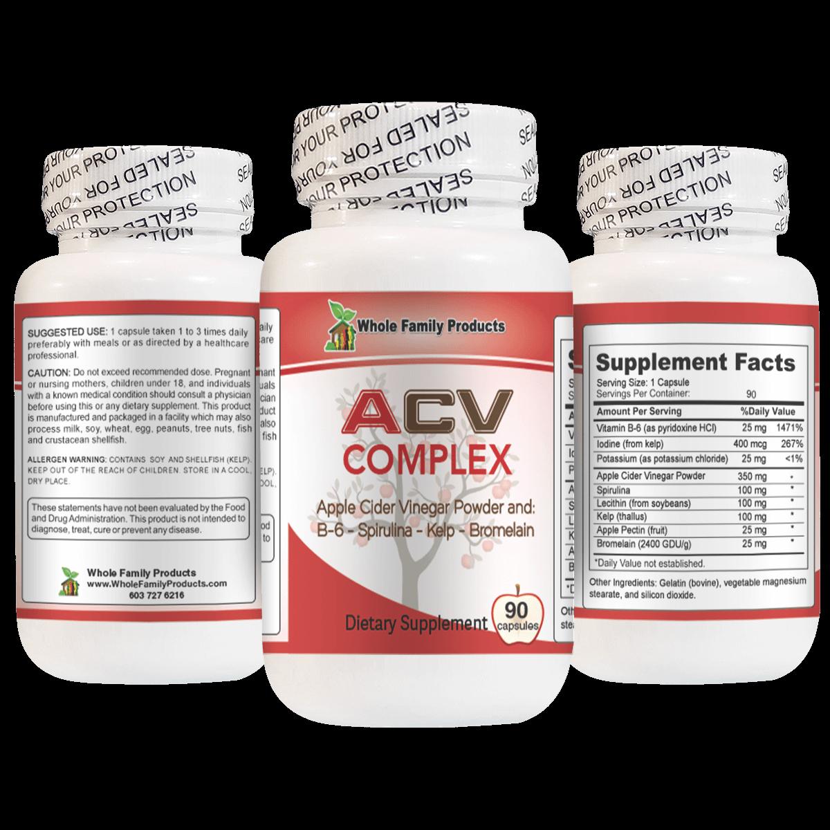 Best Apple Cider Vinegar Complex Powder for Weight Loss